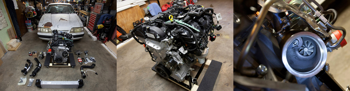 2.0 Ecoboost Mustang: Project Ugly Horse