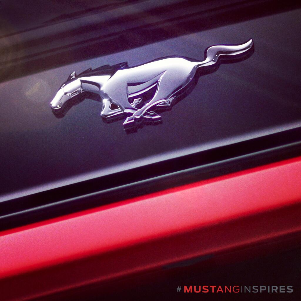 2015 Mustang News, Rumor & Spy Photos - 2015 mustang ford teaser