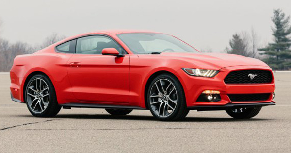 2015 Mustang News, Rumor & Spy Photos - 2015 Mustang GT Leaked Image