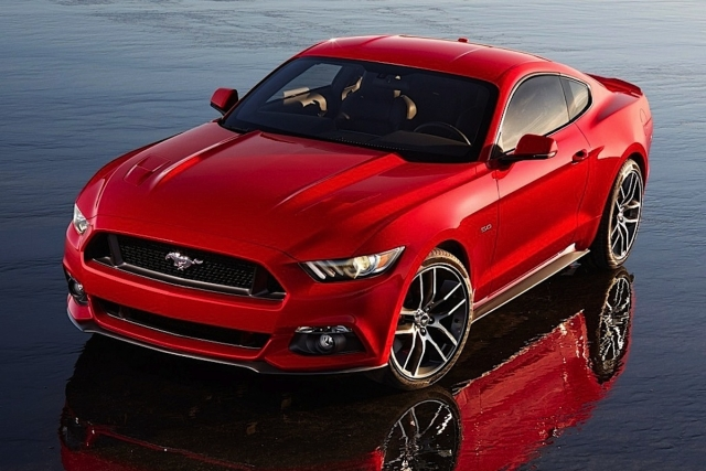 2015 Mustang Specs & Information: S550 Models, Engines, Colors & More - 2015 Mustang Revealed
