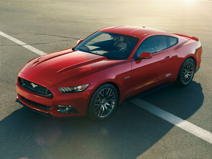 2015 Mustang Specs & Information: S550 Models, Engines, Colors & More - 2015 mustang hood