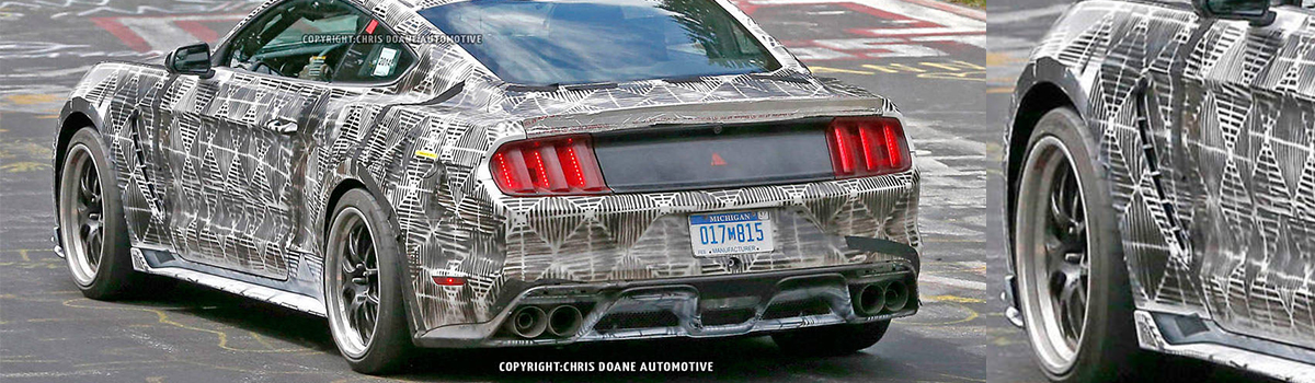 Is The 2016 Mustang GT350R The New Cobra R? - 2016 Mustang GT350
