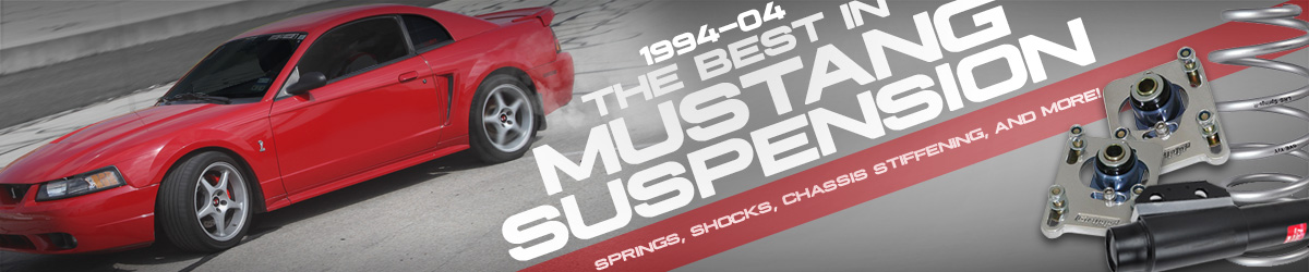 1994-2004 Mustang Suspension & Chassis
