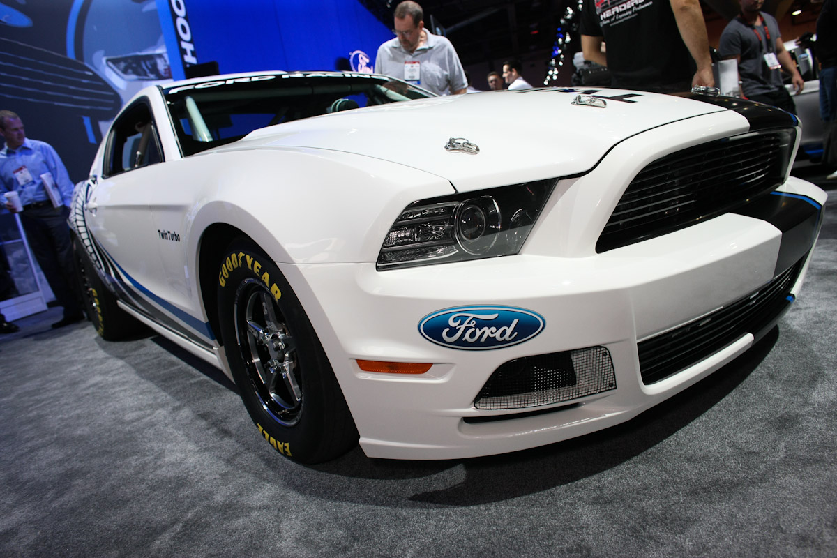 Ford Racing Cobra Jet Mustang: The Modern Day Drag Racing Legend - Twin Turbo Cobra Jet Mustang