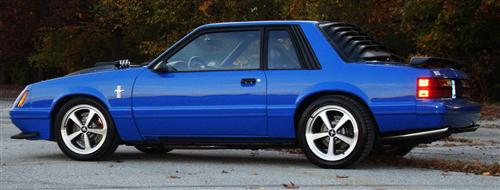 Fox Body Mustang Wheels Fox Body Mustang Wheel