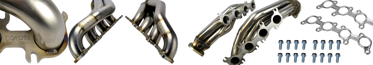 Kooks Shorty Headers For 11-14 Mustang GT & Boss 302 - kooks shorty headers