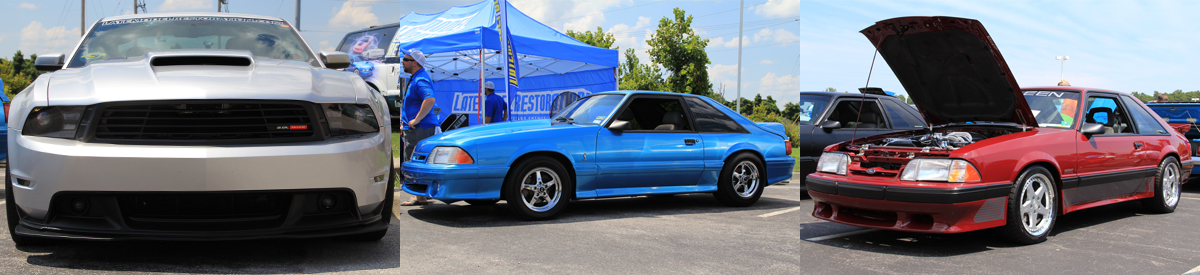 Mustang Week 2014 Pictures & Information - mustang week 2014 car show