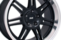 Mustang Wheel & Tire Guide (SN95 & New Edge) - Cobra 10th Anniversary Deep Dish Mustang Rims