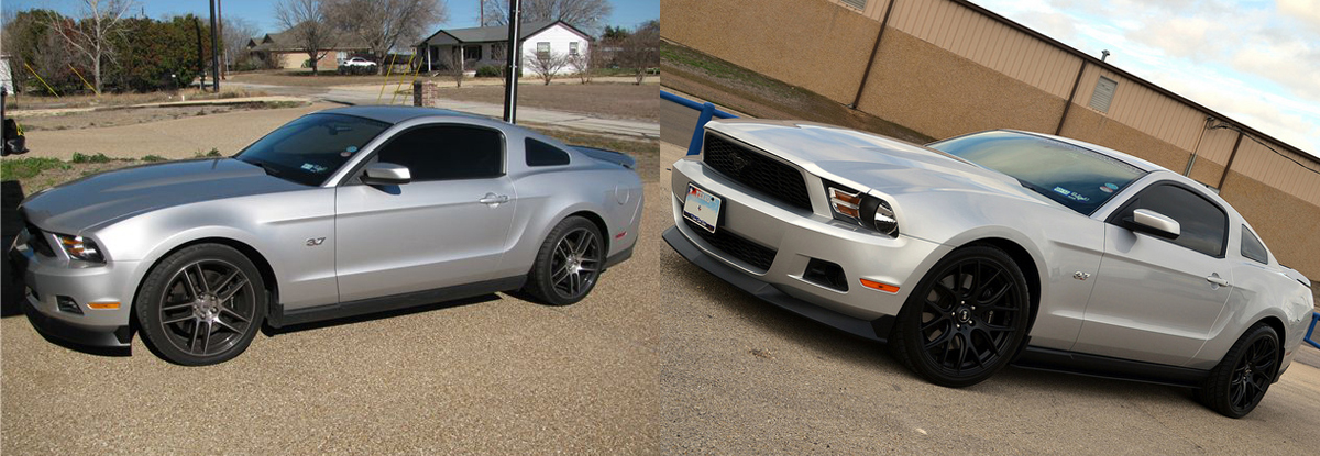Project Six Appeal: 2011 Mustang V6 Exterior Revamp - project six appeal 2011 mustang v6 revamp