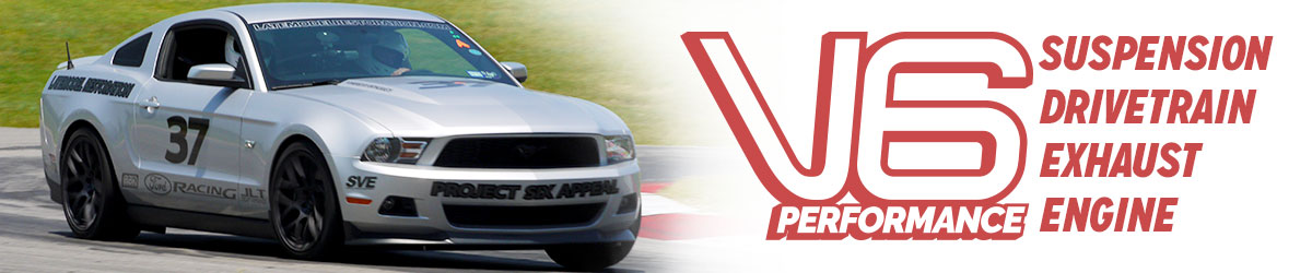 V6 Mustang Performance Parts (94-15)